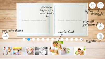 PhotoBook Smart : İçinde Mutluluk var ! screenshot four