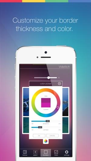 Vidstitch Frames for Instagram on the App Store