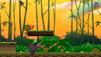 Super monster run adventures in monkey jungle-0