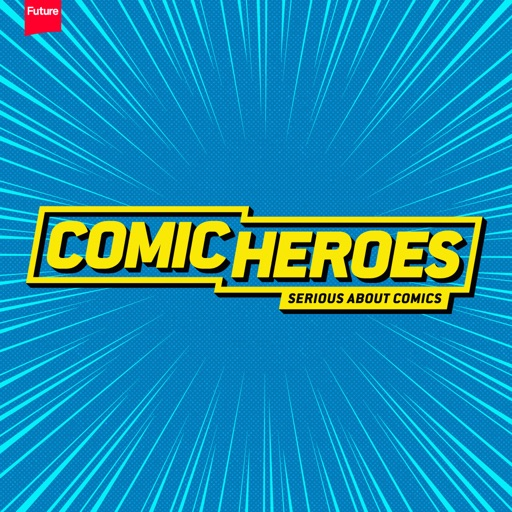 Comic Heroes: the superhero comics magazine