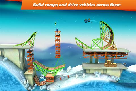 Bridge Constructor Stunts! - náhled