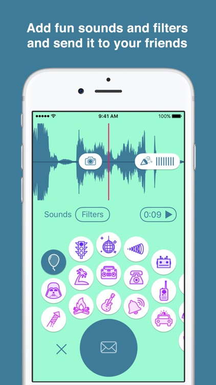 Chatterbird – Custom Voice Messages for iMessage screenshot-3