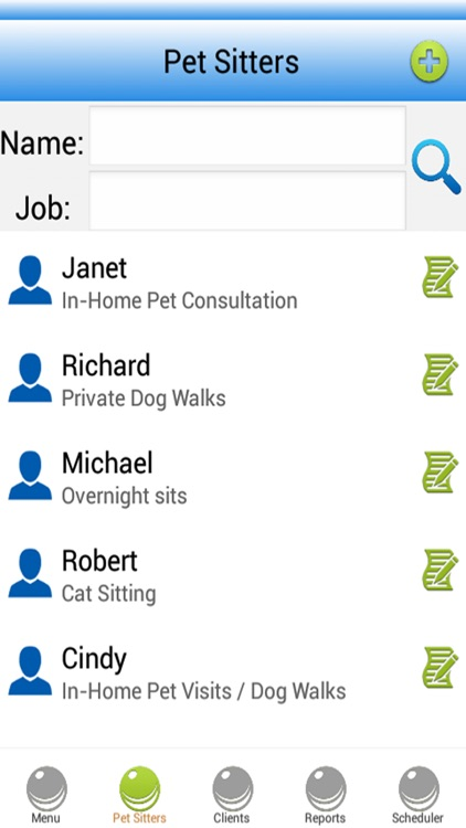 Pet Sitting Software