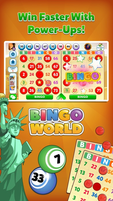 Bingo World HD - Bingo and Slots Game 2.13.0 IOS
