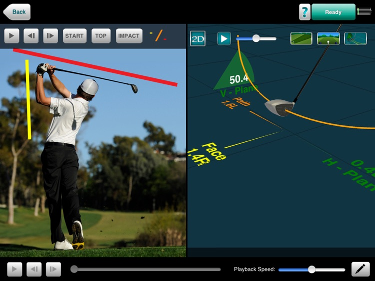 FlightScope VX screenshot-2