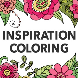 Coloring Book - Inspiration Color Therapy Pages