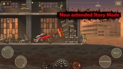 Image of Earn to Die 2 for iPhone