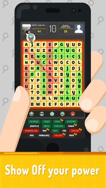 Online Word Search screenshot-0