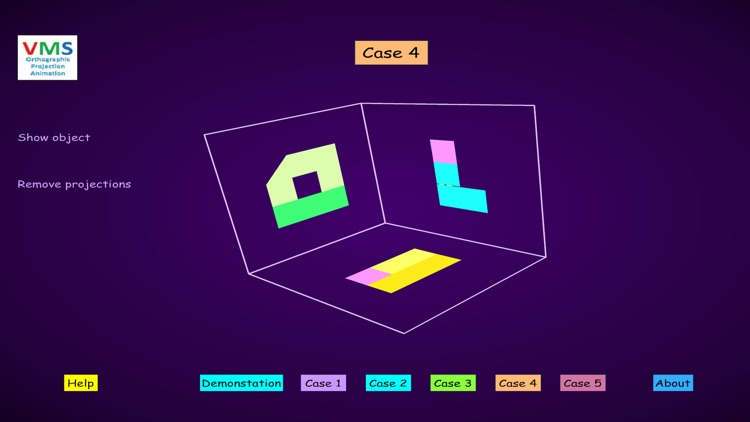 VMS - Orthographic Projection Animation Lite screenshot-4