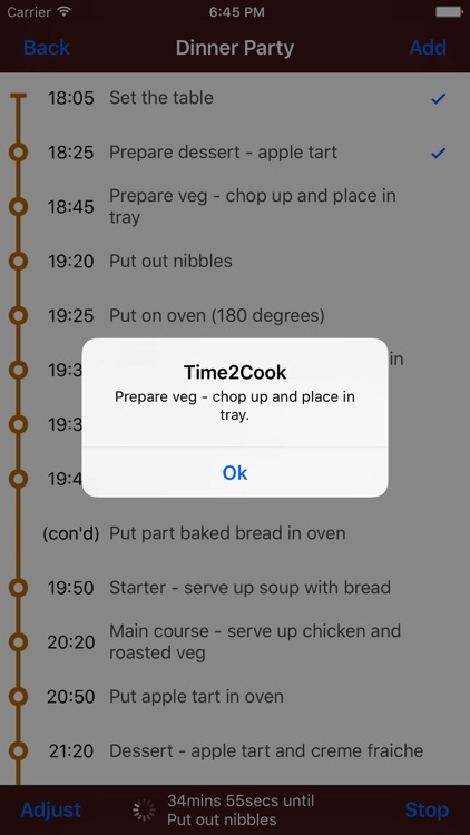 Time2Cook screenshot-2