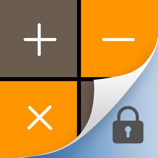 秘密の電卓 - プライベートな写真金庫を隠す& アレンジファイル 暗号化する