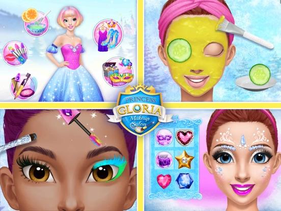 Скачать Princess Gloria Makeup Salon - No Ads
