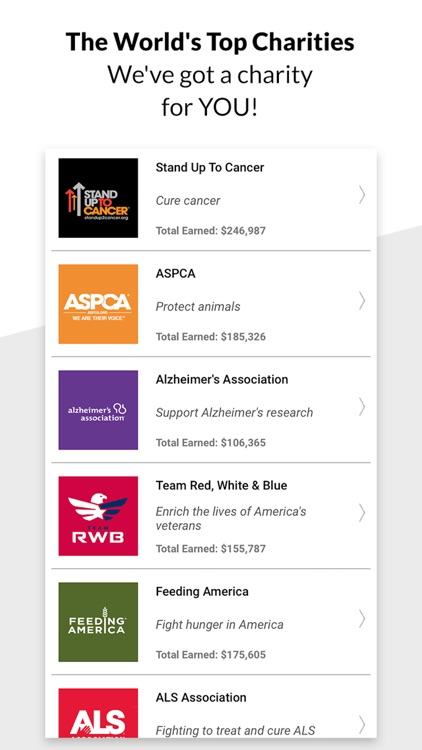 Charity Miles: Walking & Running Distance Tracker screenshot-3