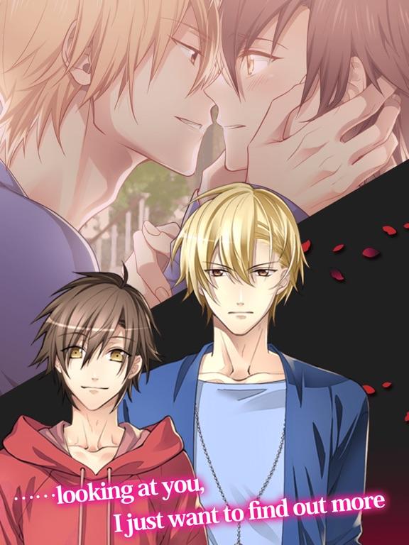Vampire Boyfriend/Free Yaoi Game-ipad-1