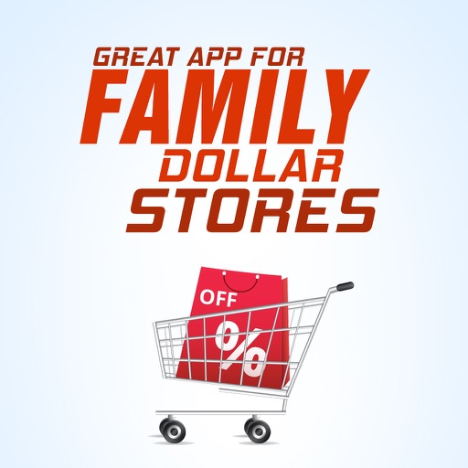 Great App for Family Dollar Stores app logo