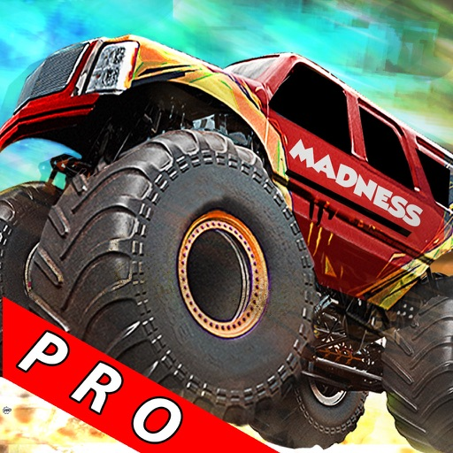 4 Wheel Madness Pro - Monster Truck Race 4 Kids by Games Soup Private  Limited