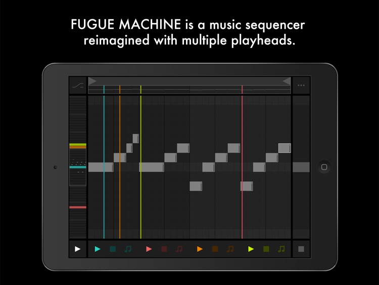 Fugue Machine screenshot-0