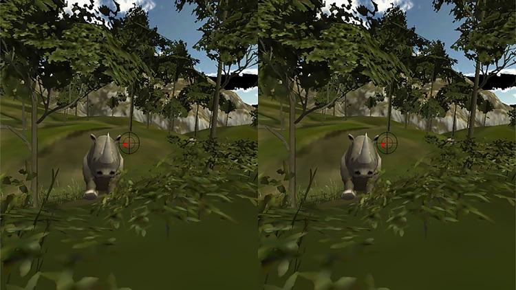 VR Hunting Jungle Animals screenshot-3