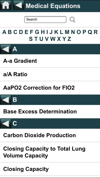 EBMcalc Pulmonary screenshot-1