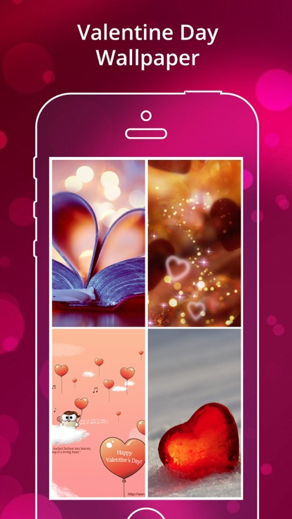 Valentine's Day Wallpapers | Backgrounds screenshot-0