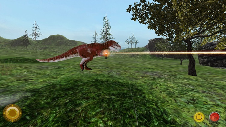 Wild Dinosaur Hunter: Jurassic Jungle Simulator 3D