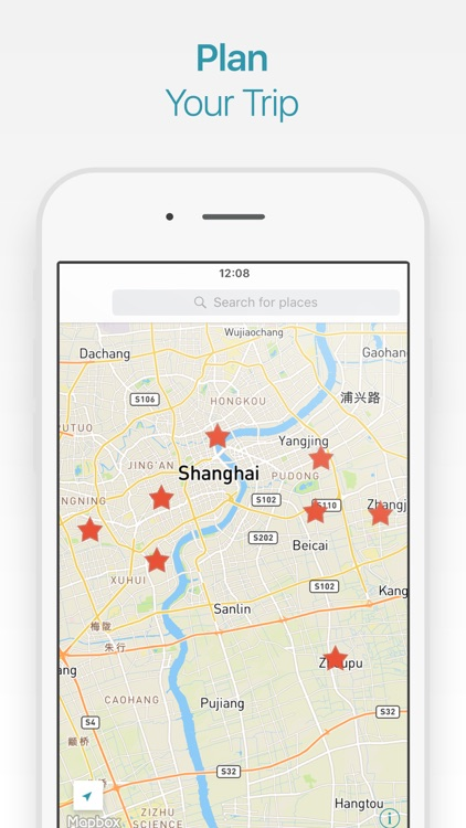 Shanghai Travel Guide and Offline City Map