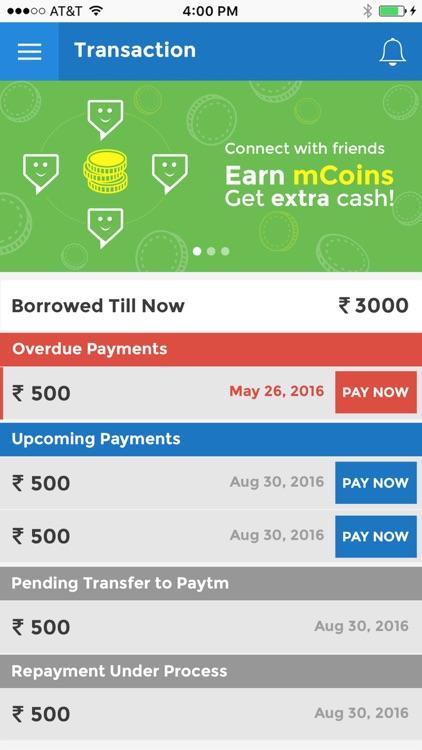 mPokket – Instant Loans screenshot-4