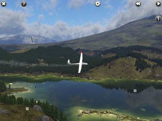 PicaSim - Flight Simulator для iPad