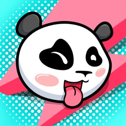 The CHiCHi Panda Sticker Pack by Cute Panda Town