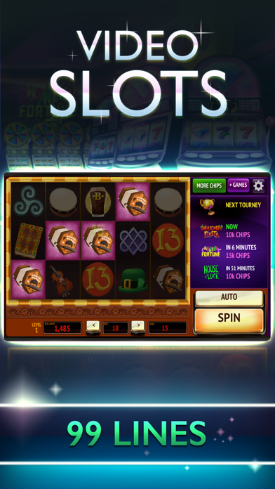 Casino Magic - Super Classic Slots-3