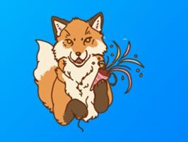 Best Foxy Stickers