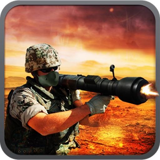 Bazooka Defence Battle-3D Attack Pro