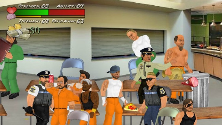 Hard Time (Prison Sim) screenshot-3