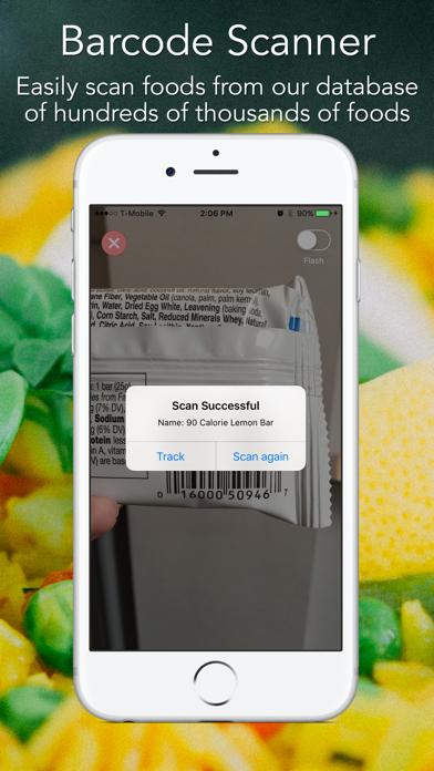 iMacro - Diet, Weight and Food Score Trackerのおすすめ画像2
