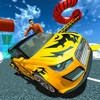 Free Car Extreme Snow Racing Stunts