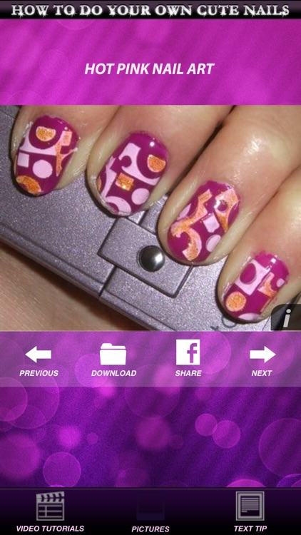 How to do your own Cute Nails 2017 - Free screenshot-4