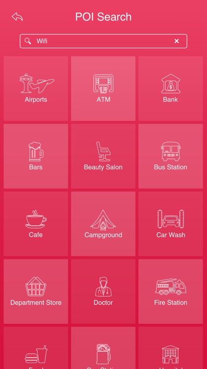 Raleigh Wifi Hotspots screenshot-3
