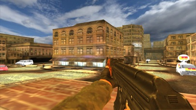 VR Top Frontline Lone Elite Military Game screenshot 1