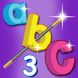 ABC MAGIC PHONICS 3-Letter Sound Matching