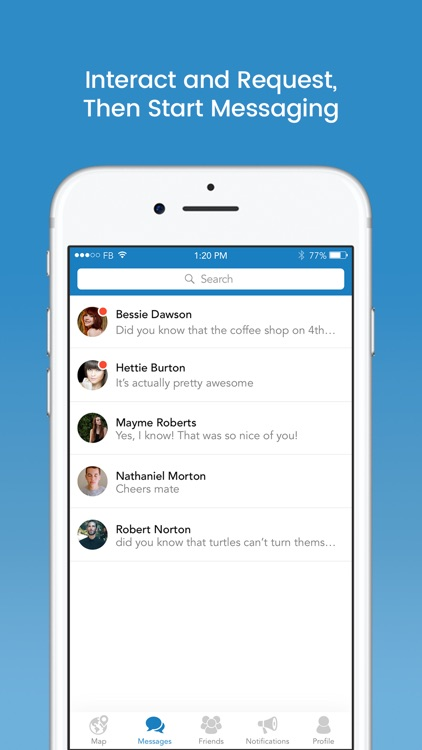 Starzer Social - Find New Friends Anywhere,Anytime screenshot-3