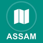 Assam, India : Off-line GPS Navigation icon