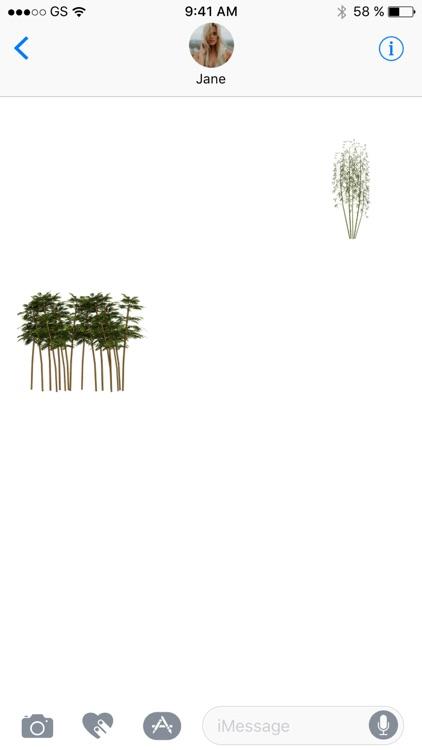 Bamboo Sticker Pack!