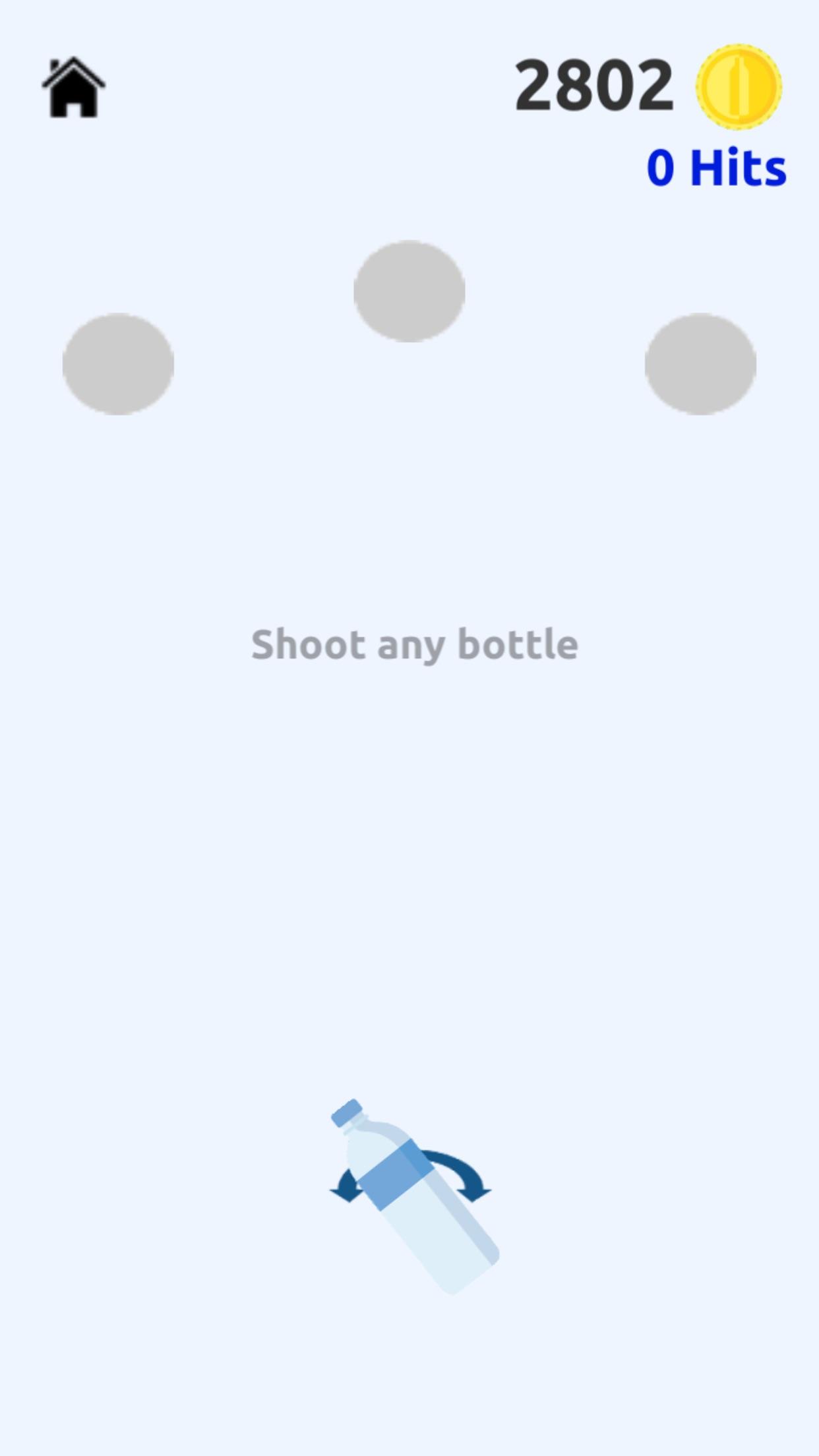 Bottle Royale - Water Bottle Flipping Challenge Screenshot