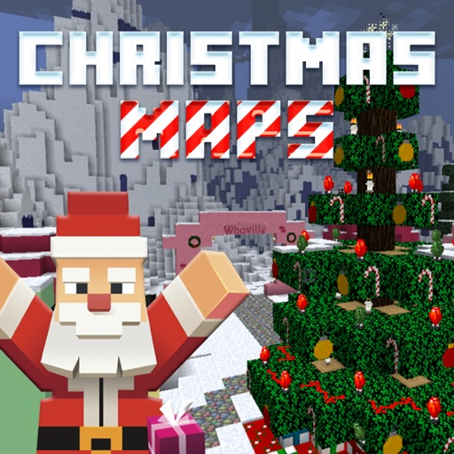 Minecraft Christmas.Maps For Minecraft Christmas For Pocket Edition By M Ine