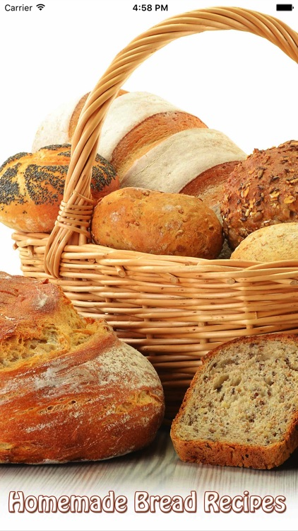 Healthy Homemade Bread Recipes