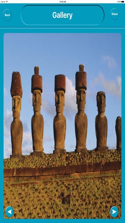 Easter Island Offline Maps with Navigation screenshot-4