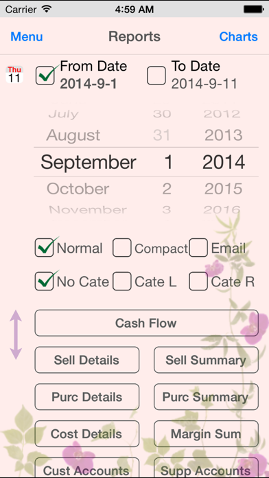 iBiz Tool - Manage sales, purchase & inventory screenshot one