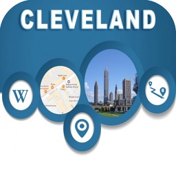 Cleveland OH Offline City Maps Navigation