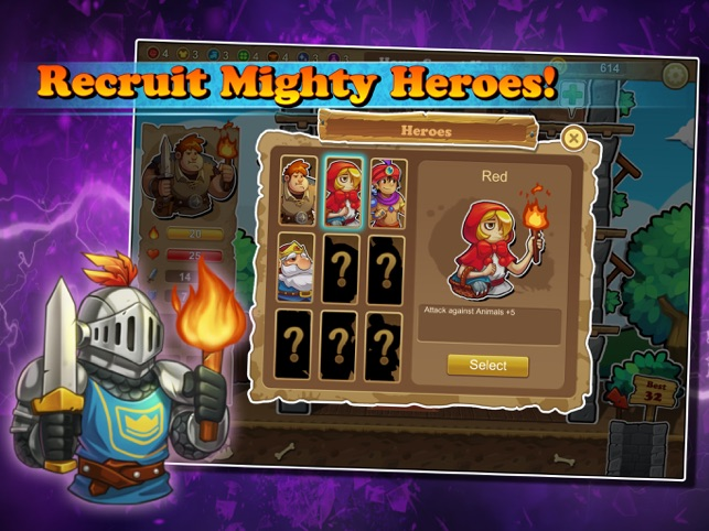 Downgeon Quest Screenshot