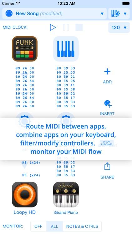 Midiflow